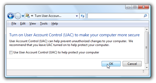UAC 2
